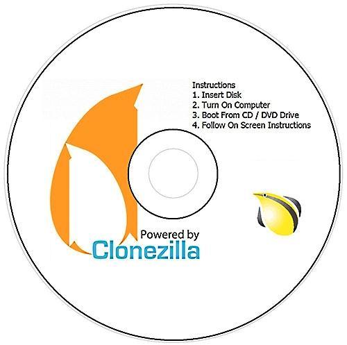 Download CloneZilla Live 2 5 0-18 (x86/x64) - SoftArchive