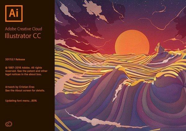 Adobe Illustrator CC 2017 v21.1.0.326 MacOSX