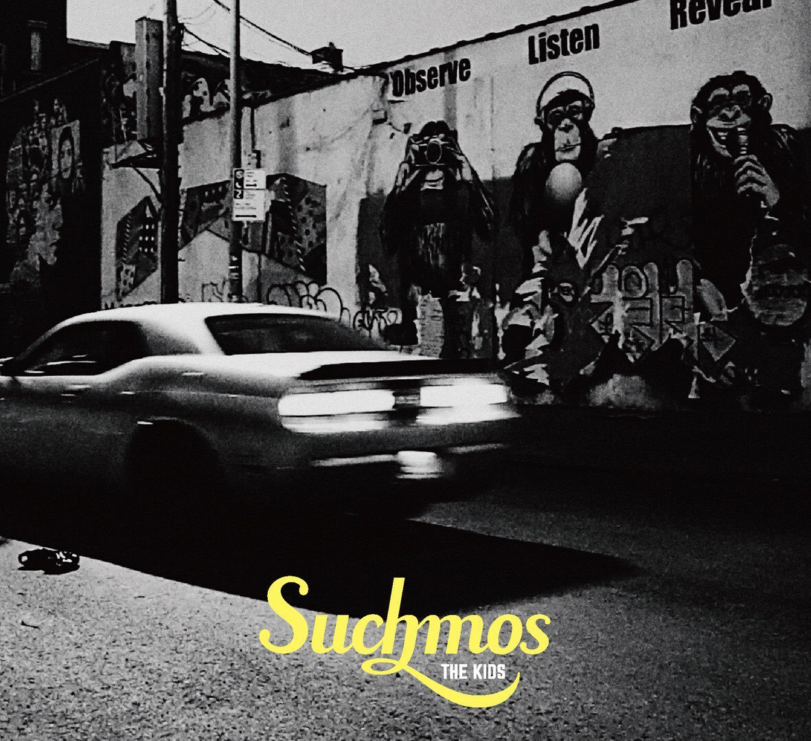 Download Suchmos - THE KIDS (2017), FLAC 24-96 - SoftArchive