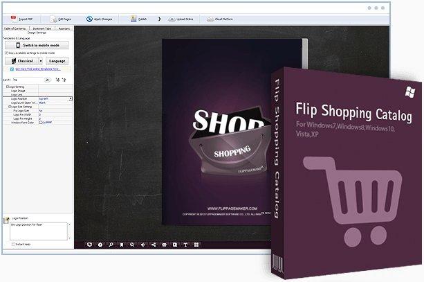 FlipBuilder Flip Shopping Catalog 2.4.7.5 Multilingual