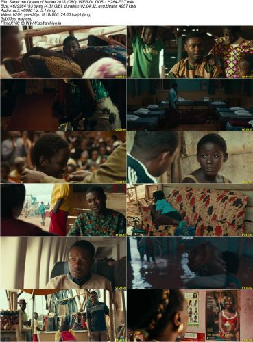 Queen of Katwe (2016) - Rotten Tomatoes - Movie
