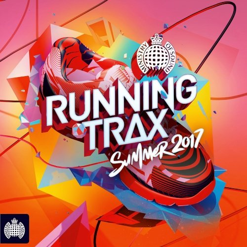VA   Ministry Of Sound  Running Trax Summer 2017