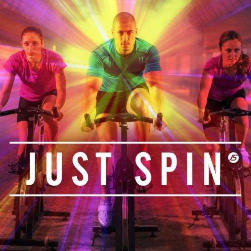 VA - Just Spin (2017)