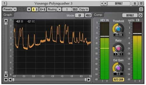 Voxengo Polysquasher 3 v3.0 OSX