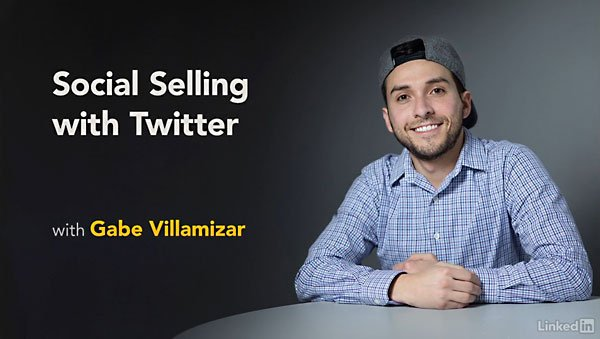 Lynda - Social Selling with Twitter