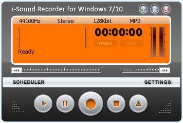 Abyssmedia i-Sound Recorder for Windows 7.6.0.1 Portable