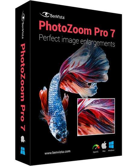 Benvista PhotoZoom Pro 7.1 Multilingual Portable
