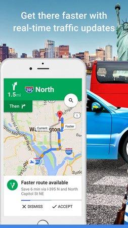 Google Maps - Navigation & Transit v4.29.0
