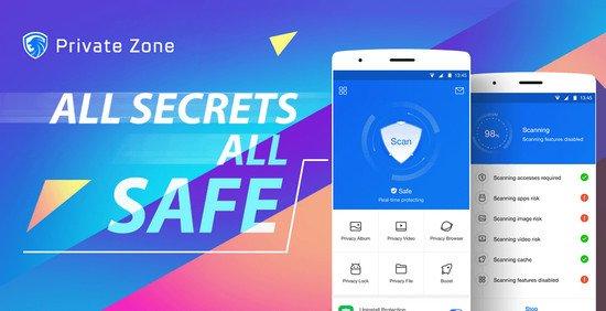 Private Zone - Applock&Hide pics Premium v4.2.6