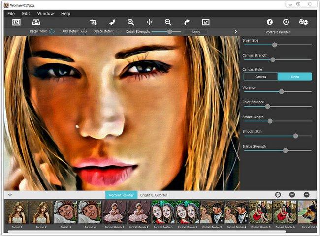 JixiPix Portrait Painter 1.30 (x86/x64)