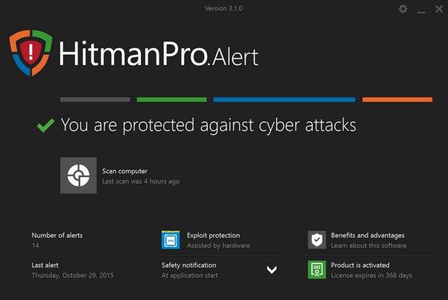HitmanPro.Alert 3.6.7 Build 604 Multilingual