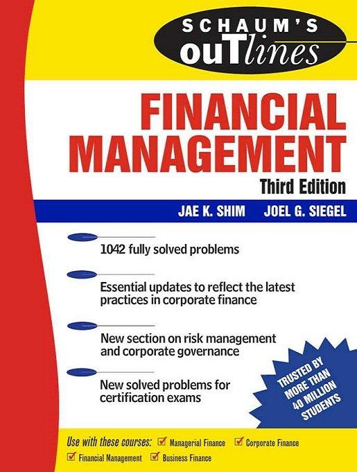 financial management q a
