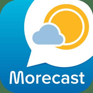 Morecast Weather & Meteo Radar v3.9.4 [Premium]