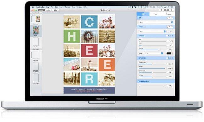 Chronos Greeting Card Shop 4.0.1 MacOSX