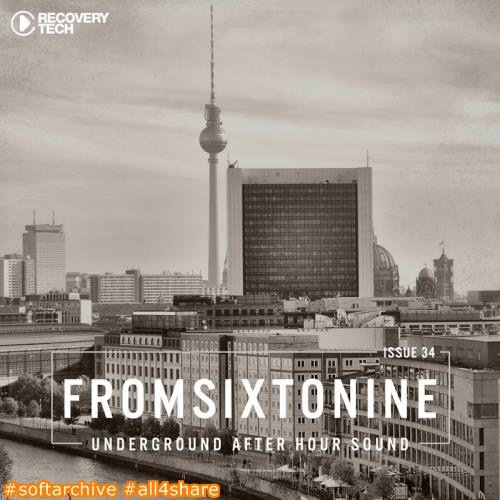 FromSixToNine Issue 34 (Underground After Hour Sound) (2017)