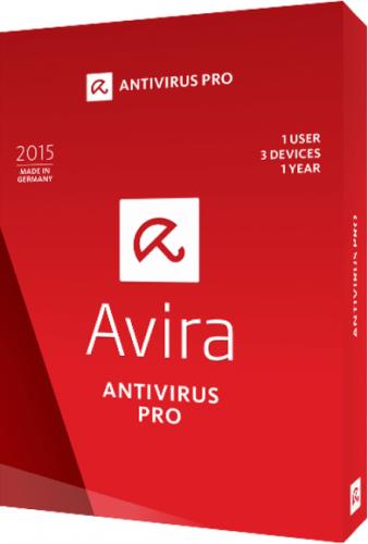 Avira Antivirus Pro 15.0.32.6 Final