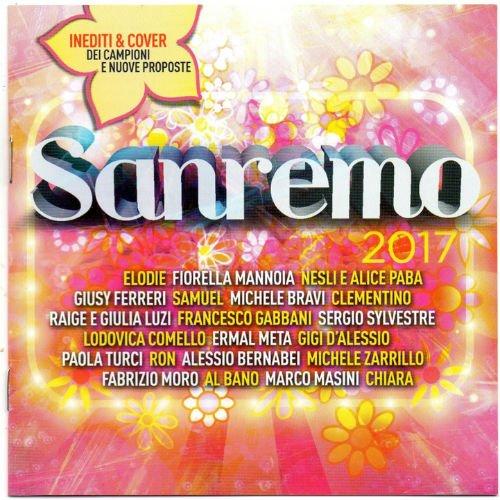 Sanremo  2CD  2017