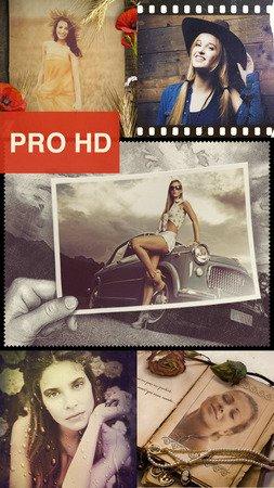 Photo Lab PRO HD: frames for pictures, face sketch v2.8.9