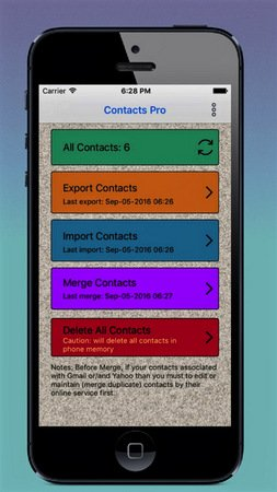 Contacts Pro - Contacts Backup v2.0.1