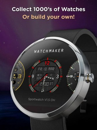 WatchMaker Premium Watch Face v4.1.4