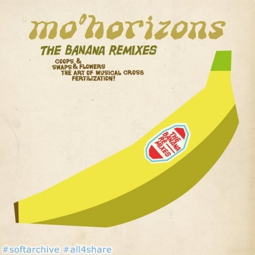 Mo. Horizons - The Banana Remixes (2CD)(2015) mp3, flac