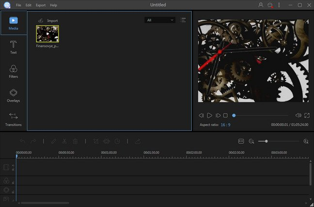 Apowersoft Video Editor 1.1.9 (Build 08 22 2017) Multilingual