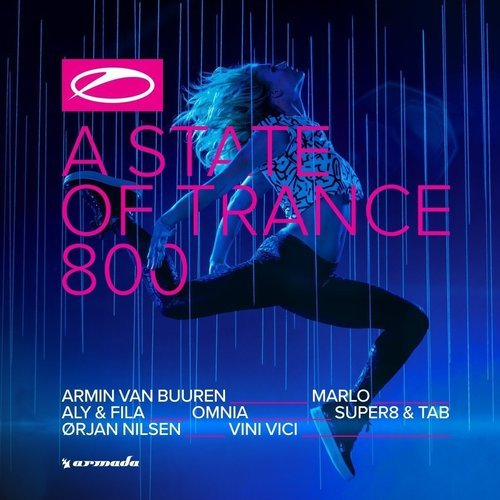 VA - Armin Van Buuren: A State Of Trance 800 (The Official Compilation) (2017)