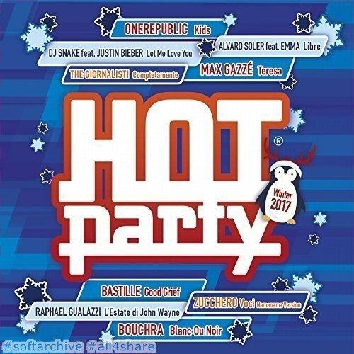 VA - Hot Party Winter 2017 [2CD] (2016)