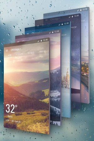 Amber Weather Elite FULL v4.0.2