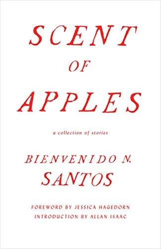 scent of apple by bienvenido santos