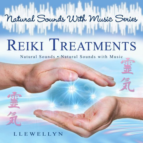 Llewellyn - Reiki Treatments - Natural Sounds With Music Series (2012)