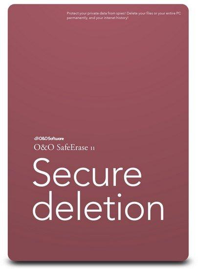 O&O SafeErase Professional Edition 11.0.133 (x86x64)