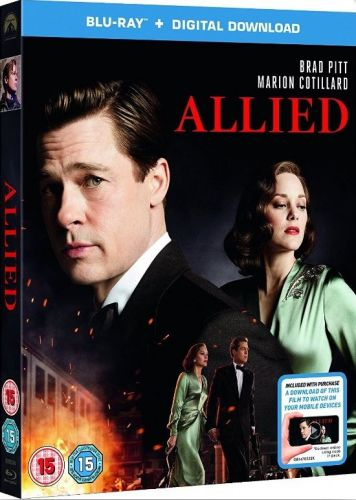 Allied 2016 BluRay 720p DTS AC3 x264-ETRG