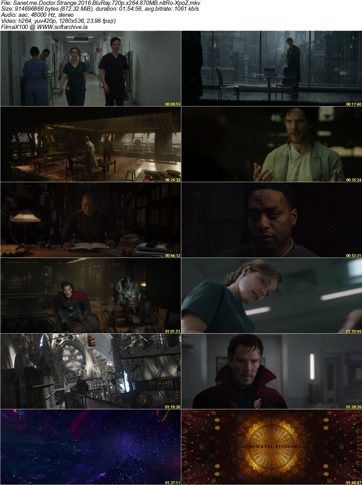 Doctor who 720p Bluray