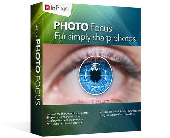 Avanquest InPixio Photo Focus 3.6.6282 Portable