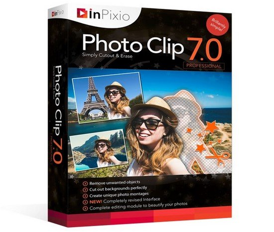 Avanquest InPixio Photo Clip Professional 7.5.0 Multilingual