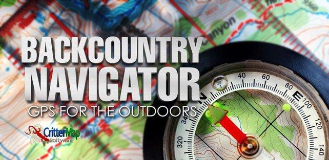 BackCountry Navigator TOPO GPS v6.4.5