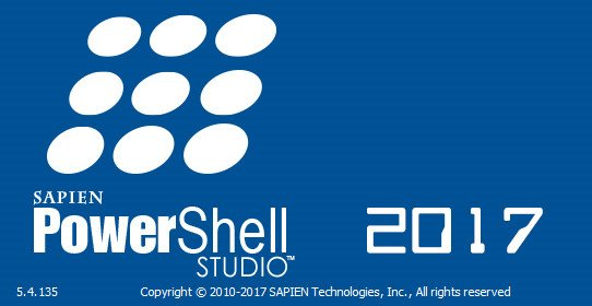 SAPIEN PowerShell Studio 2017 5.4.140 (x86/x64)