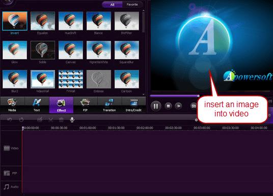 Apowersoft Video Editor PRO 1.1.5 Multilingual