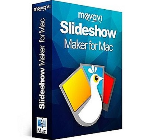 Movavi Slideshow Maker v3.0.0 Multilingual macOS