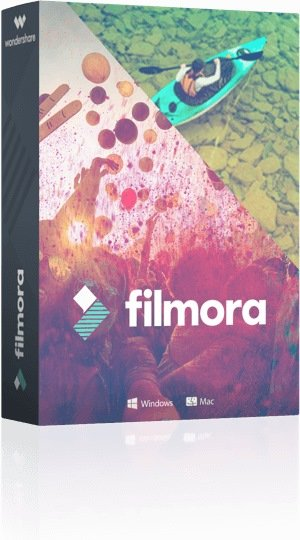 Wondershare Filmora v8.1.1 macOS