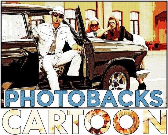 Photoshop Cartoon Plugin - download for Mac