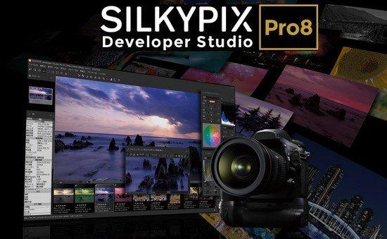 SILKYPIX Developer Studio Pro 8.0.4.0 (x64)