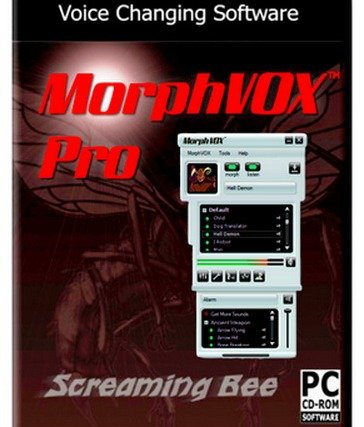 Screaming Bee MorphVOX Pro 4.4.65 Build 20341 Deluxe Pack