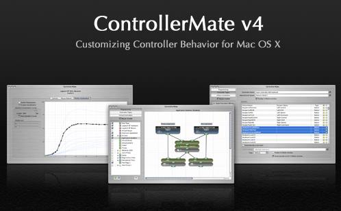 ControllerMate 4.10.1 MacOSX