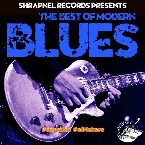 VA - Shrapnel Records Presents The Best Of Modern Blues -2015-
