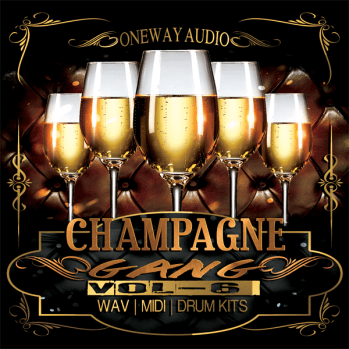 Oneway Audio Champagne Gang Vol 6 WAV MiDi