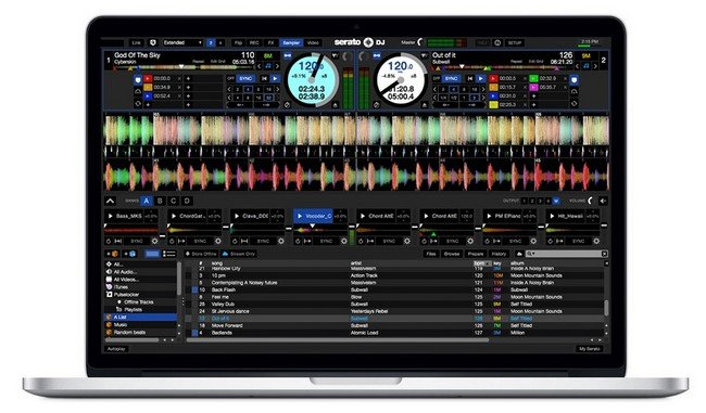 Serato DJ 1.9.9 Build 4209 (32&64bit) Multilingual