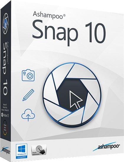 Ashampoo Snap 10.0.4
