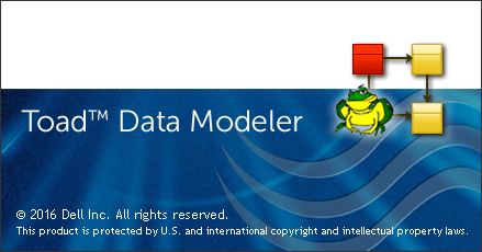 Dell Toad Data Modeler 6.1.3.26 (x86x64)